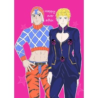 Doujinshi - Jojo Part 5: Vento Aureo / Giorno x Mista (Happy ever after) / O-kiraku