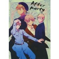 Doujinshi - Hetalia / Denmark & Sweden & Finland (After party) / Ms.Bird