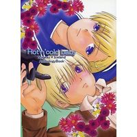 Doujinshi - Novel - Anthology - Hetalia / Norway x Iceland (Hot'n'cold baby) / ばらいそ茶房