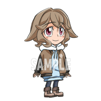 Key Chain - IRON-BLOODED ORPHANS / Atra Mixta