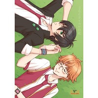 [Boys Love (Yaoi) : R18] Doujinshi - Compilation - King of Prism by Pretty Rhythm / Taiga x Kakeru (366タイカケ日和) / ladash-24ko