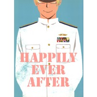 Doujinshi - Hetalia / America x United Kingdom (HAPPY EVER AFTER) / AEKA