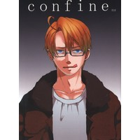 [Boys Love (Yaoi) : R18] Doujinshi - Hetalia / America x United Kingdom (confine) / あぼかど