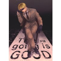 [Boys Love (Yaoi) : R18] Doujinshi - Hetalia / America x United Kingdom (The going GOOD) / アメヤ