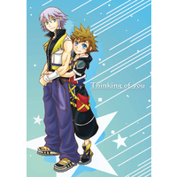 Doujinshi - Novel - KINGDOM HEARTS / Riku x Sora (Thinking of you) / GEILA CAT IN WRO