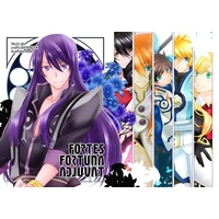 Doujinshi - Illustration book - Tales of Xillia (Fortes fortuna adjuvat) / Rakuraku.