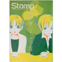 Doujinshi - Hetalia / Italy & Germany & Southern Italy & Spain (Stamp 21) / Receipt