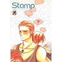 [Boys Love (Yaoi) : R18] Doujinshi - Hetalia / Germany x Italy (Stamp 6) / Receipt