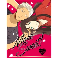 [NL:R18] Doujinshi - Fate/stay night / Archer x Rin Tohsaka & Archer x Rin (More Sweet!) / まんまる堂