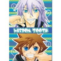 Doujinshi - Manga&Novel - KINGDOM HEARTS / Riku x Sora (WISDOM TOOTH) / GEILA CAT IN WRO
