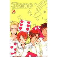 [Boys Love (Yaoi) : R18] Doujinshi - Hetalia / Germany & Southern Italy & Italy & Spain (Stamp 20) / Receipt