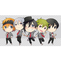 Towels - IM@S SideM / High×Joker