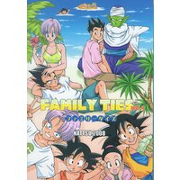 Doujinshi - Dragon Ball / Vegeta & Bulma & Piccolo & Gohan (FAMILY TIES 1) / NATTSU