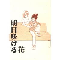 Doujinshi - Dragon Ball / Vegeta x Bulma (明日咲ける花) / Ryuujinkai