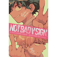 Doujinshi - My Hero Academia / Bakugou Katsuki x Midoriya Izuku (NOT BAD V SIGN) / GoldenGarden