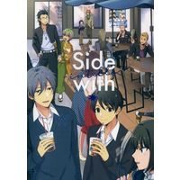 Doujinshi - Anthology - IM@S SideM (Side with -intelli-) / もぐ & トウユ & 貴之 & ヨミ & 軟骨