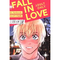 [Boys Love (Yaoi) : R18] Doujinshi - Meitantei Conan / Akai x Amuro (FALL IN LOVE *再録 ☆名探偵コナン) / 1限休講