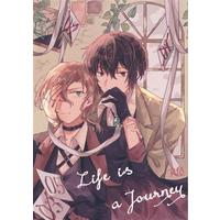 [Boys Love (Yaoi) : R18] Doujinshi - Bungou Stray Dogs / Dazai Osamu x Nakahara Chuuya (Life is a journey) / Lepus