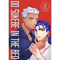 [Boys Love (Yaoi) : R18] Doujinshi - Novel - Fate/Grand Order / Lancer & Archer (DO SUKEBE IN THE BED) / 渡り鳥を待つ