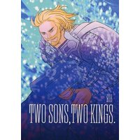 [Boys Love (Yaoi) : R18] Doujinshi - Omnibus - The Mighty Thor / Thor x Loki (TWO SONS,TWO KINGS.) / amico