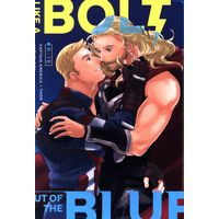 [Boys Love (Yaoi) : R18] Doujinshi - Anthology - Avengers / Thor (LIKE A BOLT OUT OF THE BLUE)