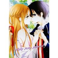 [NL:R18] Doujinshi - Novel - Sword Art Online / Kirito x Asuna (Flighty Fruity Fantastick) / Foorouge