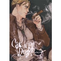 [Boys Love (Yaoi) : R18] Doujinshi - Shingeki no Kyojin / Erwin x Levi (Cat or Dog?) / ぴ