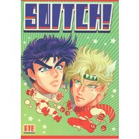 [Boys Love (Yaoi) : R18] Doujinshi - Jojo Part 2: Battle Tendency / Caesar & Joseph (SWITCH!) / ちみすて