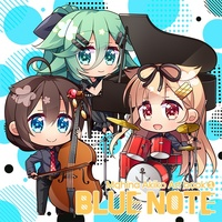 Doujinshi - Illustration book - Kantai Collection / Shigure (Kan Colle) (BLUE NOTE) / 蒼党(仮)