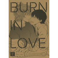 [Boys Love (Yaoi) : R18] Doujinshi - Yowamushi Pedal / Shinkai x Arakita (BURN IN LOVE) / 2R