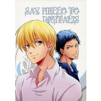 Doujinshi - Kuroko's Basketball / Aomine x Kise (SAY HELLO TO DIGITALIS) / ランダム