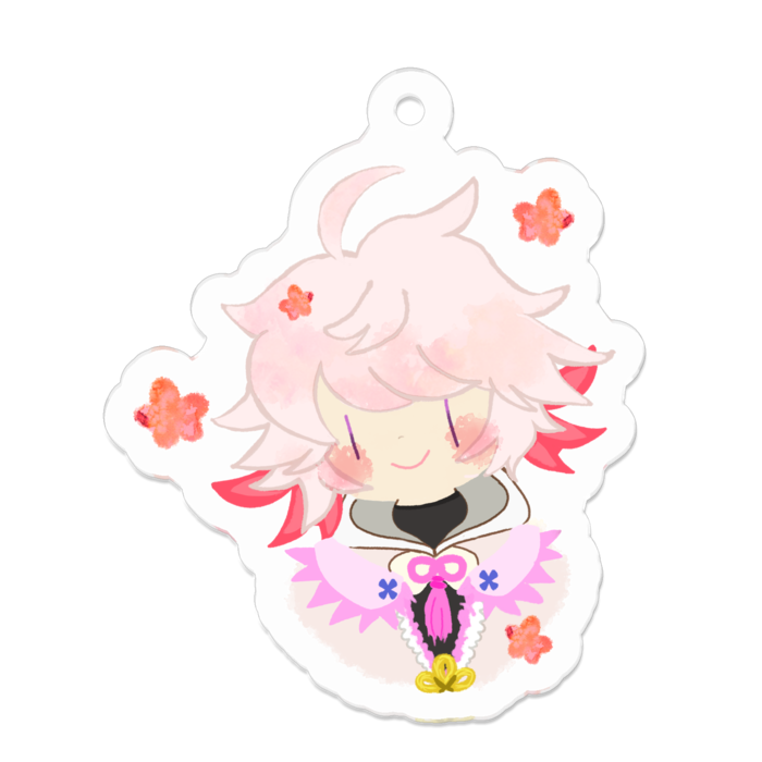 Key Chain - Fate/Grand Order / Merlin (Fate Series)