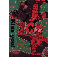 Doujinshi - Spiderman / Deadpool (Kiss you!) / KILLKILLMANUFACTURE