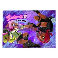 Doujinshi - Illustration book - Splatoon (Suama room) / Suama room