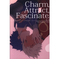 [Boys Love (Yaoi) : R18] Doujinshi - Fate/Grand Order / Lancer (Fate/stay night) x Archer (Fate/stay night) (Charm Attract Fascinate) / 心音