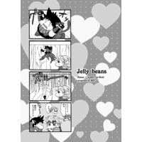 Doujinshi - Jojo Part 2: Battle Tendency / Caesar x Joseph (Jelly Beans) / M2L