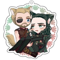 Strap - The Mighty Thor / Loki (Avengers)