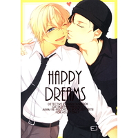 [Boys Love (Yaoi) : R18] Doujinshi - Meitantei Conan / Akai x Amuro (HAPPY DREAMS *再録) / Gatekeeper