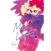 [Boys Love (Yaoi) : R18] Doujinshi - Novel - Yu-Gi-Oh! / Yami Yugi x Muto Yugi (Moonlight Crimson Night) / 風来坊友の会
