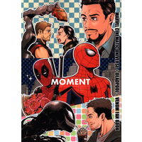 Doujinshi - Spiderman / Deadpool (MOMENT) / Xenophon:H