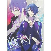 Doujinshi - Anthology - K (K Project) / Reisi x Saruhiko (Kinky *合同誌) / esca