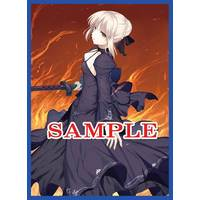 Card Sleeves - Fate/Grand Order / Saber Alter