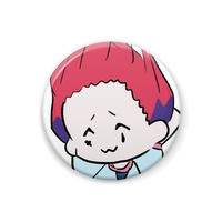 Badge - Hunter x Hunter / Hisoka & Illumi