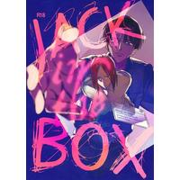 [Boys Love (Yaoi) : R18] Doujinshi - Shingeki no Kyojin / Levi x Eren (JACK in the BOX) / sabicola