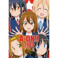 Doujinshi - K-ON! / All Characters (A‐ON!! 2019) / Onsoku