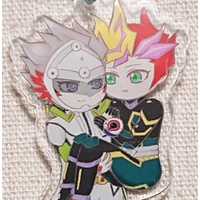 Acrylic stand - Yu-Gi-Oh! VRAINS / Playmaker & Revolver
