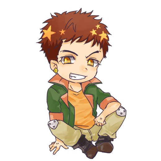 Key Chain - IRON-BLOODED ORPHANS / Norba Shino
