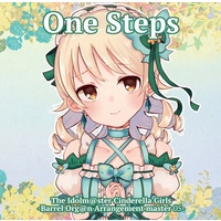 "Doujin Music - The Idolm@ster Cinderella Girls -Barrel Org@n Arrangement master 05- ""One Steps"" / product-EDW -booth出張所-"