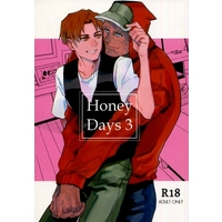 [Boys Love (Yaoi) : R18] Doujinshi - Novel - Omnibus - Spiderman / Deadpool (Honey Days 3) / 百助
