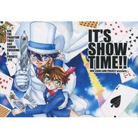 [Boys Love (Yaoi) : R18] Doujinshi - Magic Kaito / Kuroba Kaito x Edogawa Conan (IT'S SHOW TIME!!) / WINちゃんランド計画